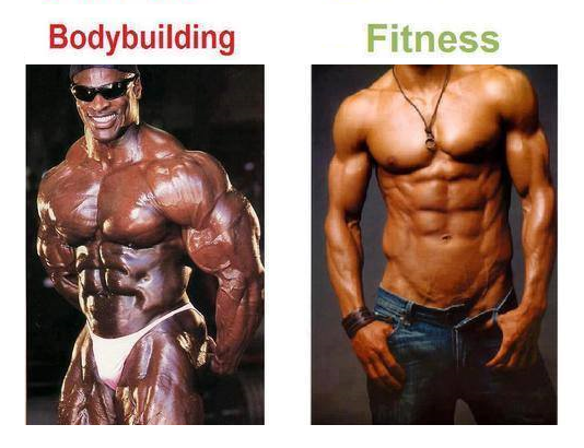 BodyBuilding verses Fitness and Strength
