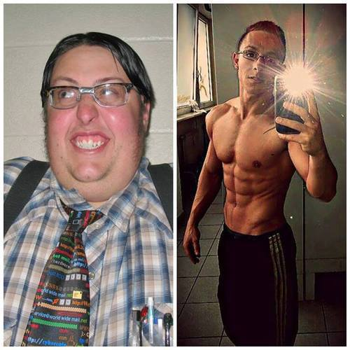 Epic Transformation fat to ripped