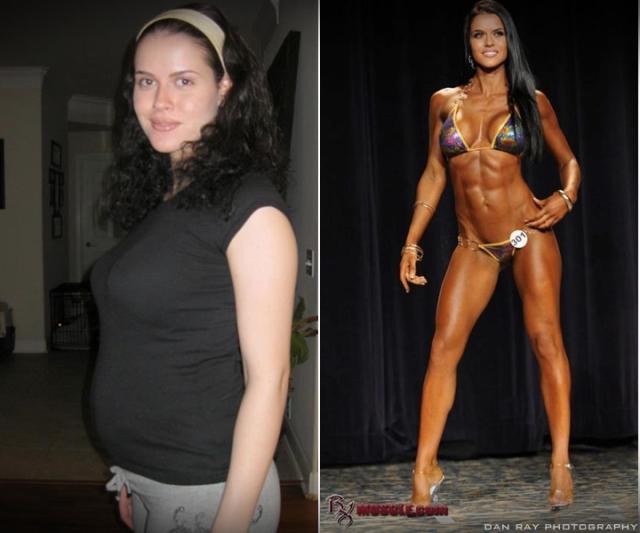 Siliana Gaspard's transformation